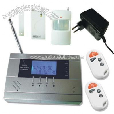 Home Use Alarm System