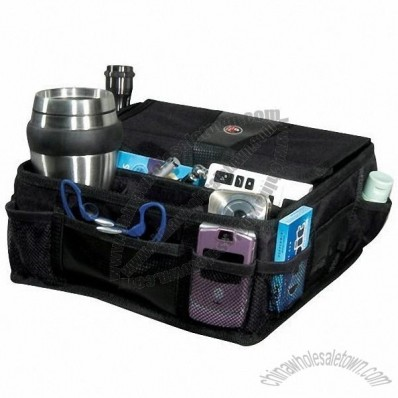 Hopkins Go Gear Car Console Organizer
