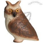 Horned Owl Stress Ball