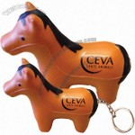 Horse Keyring Stress Reliever