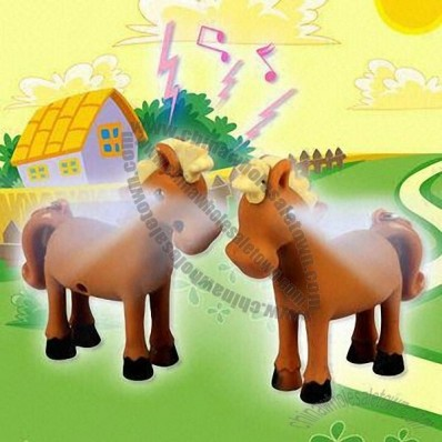 Horse LED Toys with Voice