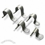 Hose Clamps, Made of Stainless Steel