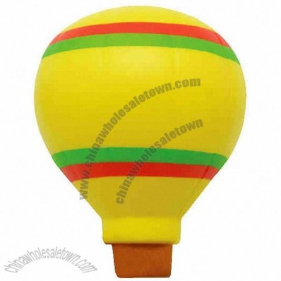Hot Air Balloon Shaped Stress Reliever