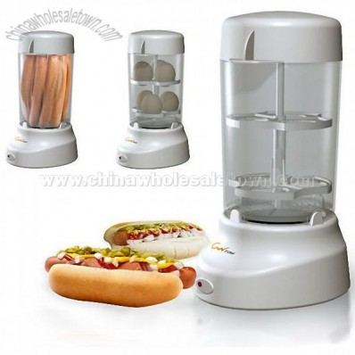 Hot Dog Toaster / Steamer