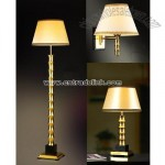 Hotel Guest Room Floor Lamp