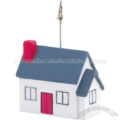 House Memo Holder Stress Relievers