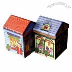 House Shape Christmas Gift Boxes