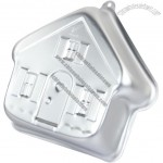 House Shaped Aluminum Cake Mould