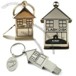 House shaped USB Thumbdrive