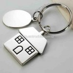 House shaped key holder