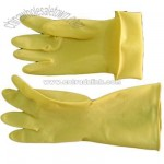 Household Unlined Latex Glove