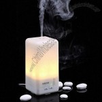 Humidifier with Essential Oil, Made of PP, Warm-sweet Night Lamp
