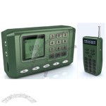 Hunting Bird Sound MP3 Player