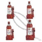 Hydraulic Jacks with 158 to 200mm Minimum Height and 60 to 80 Adjustable Height