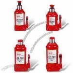 Hydraulic Jacks with 20 to 32 Tons Capacity and 95 to 180mm Lifting Height