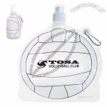 HydroPouch 24 oz. VolleyBall Collapsible Water Bottle