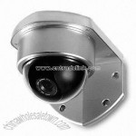 IP Dome Camera with Built-in ADSL Auto-dial Function and PTZ Control