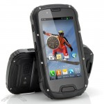 IP67 Waterproof Rugged Android 4.2 Mobile Phone - 4.3 Inch Gorilla Glass Screen, Quad Core CPU
