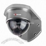 IR Vandal-proof Dome CCD Camera