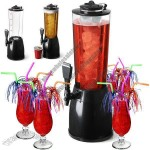 Ice Core Beverage Dispenser 2.5L