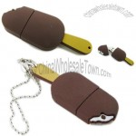 Ice Cream Bar Simple PVC USB Flash Drive