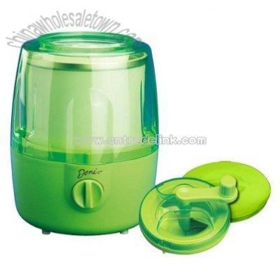 Ice Cream Maker with Candy Crusher