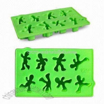 Ice Cube Tray in Different Designs and Colors