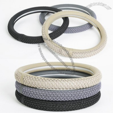 Ice Silk Car Steering Wheel Cover