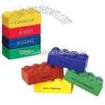 Icon Building Block Stress Ball Toy