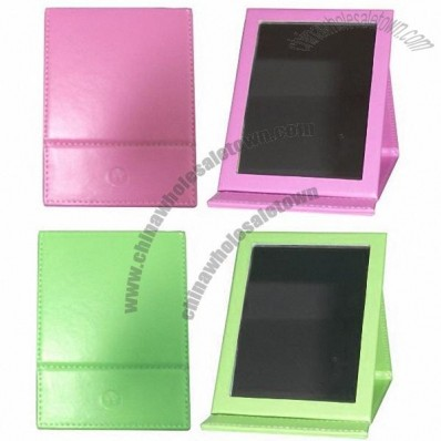 Imitation Leather Mirror
