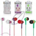 In-Ear Earphone - Skull Earphone