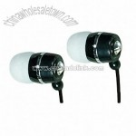 In-ear Headphone with Diamond Decoration