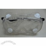 Indirect PVC Lens Anti-fog Safety Goggles