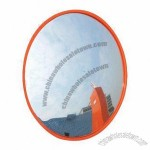 Indoor/Outdoor Traffic Convex Mirror
