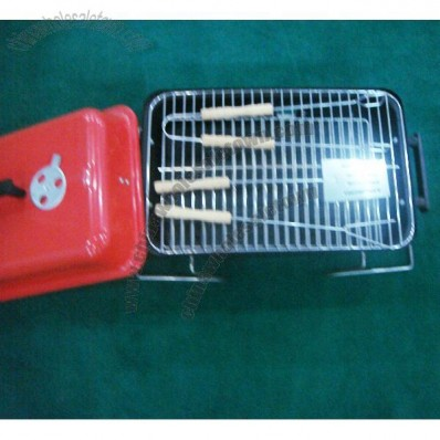 Indoor Protable Barbecue Grill