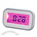 Induced Convert Multifunction LCD Clock