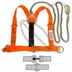 Industrial Chest Safety Harness
