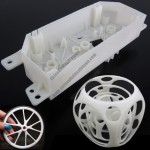 Industrial Machinery Model 3d Printing Rapid Prototyping Services