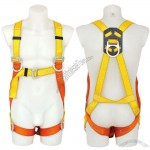 Industrial Safety Harness with 3 D Ring