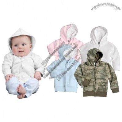 Infant Full Zip Custom Hoodie