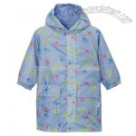Infant/Toddlers' Blue Fairies Raincoat - 18M-2years