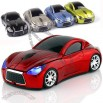 Infiniti Car Shaped Wireless Mouse