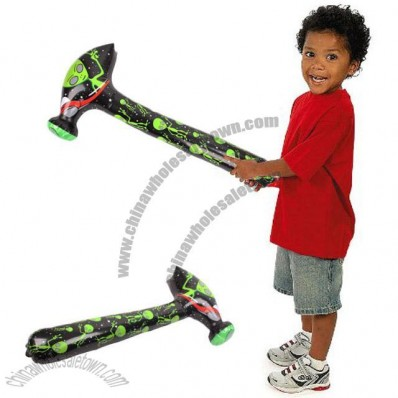 Inflatable Alien Hammer