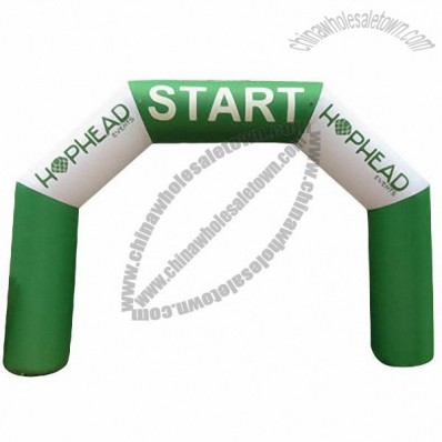 Inflatable Archway with Start/Finish