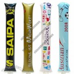 Inflatable Cheering Sticks, Bam Bang Sticks, Thunder Sticks