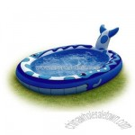 Inflatable Fish Pool