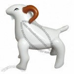 Inflatable Goat Toy