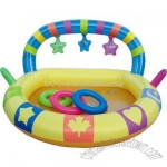 Inflatable Rainbow Kid Pool