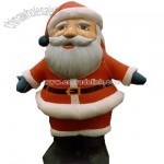 Inflatable Santa Cartoon Model - Christmas