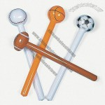 Inflatable Sport Ball Noisemaker Sticks